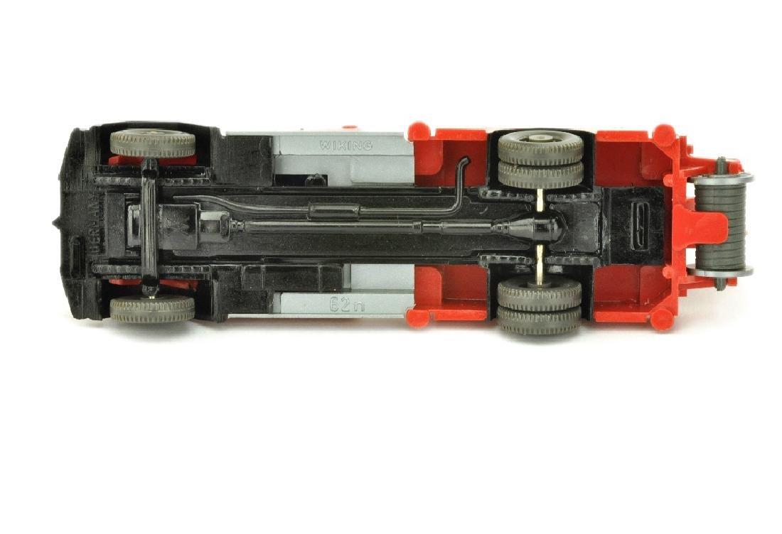 Leiterwagen Magirus Saturn (Leiter rot) - 3
