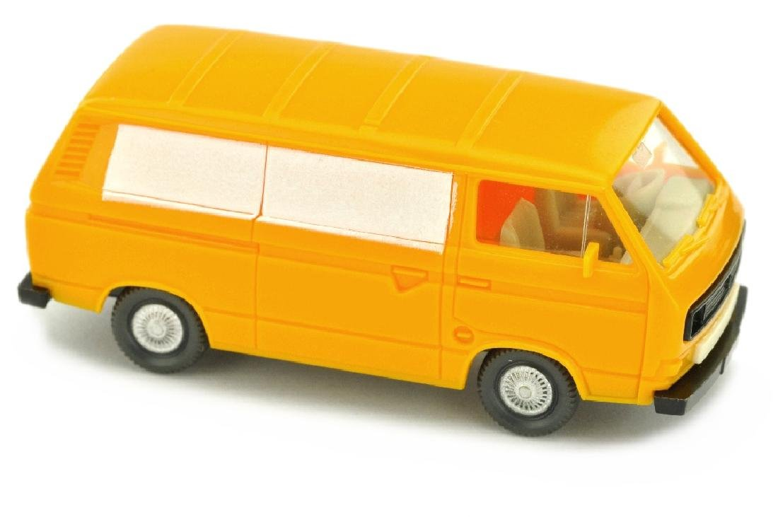 VW T3 Transporter, ca. melonengelb