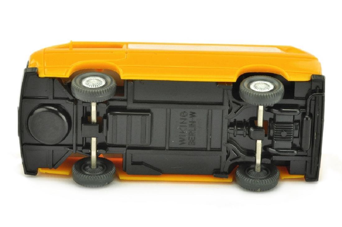 VW T3 Transporter, ca. melonengelb - 3