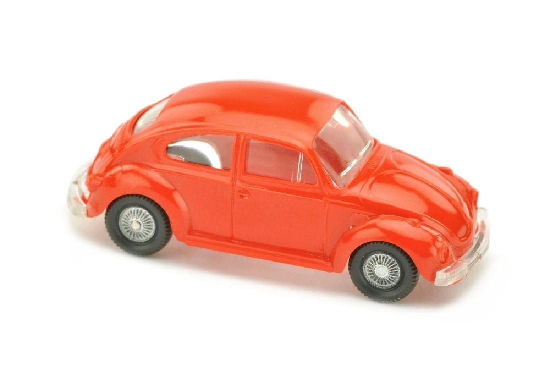 VW Kaefer (Typ 7) Ladegut, orangerot/transparent