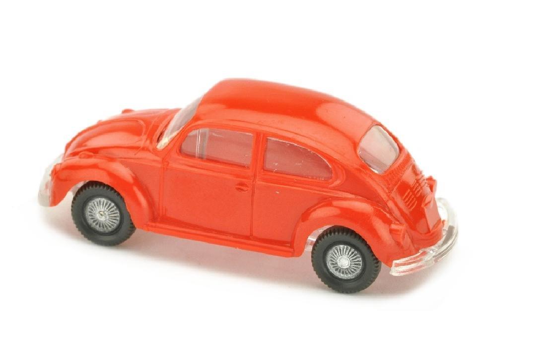 VW Kaefer (Typ 7) Ladegut, orangerot/transparent - 2