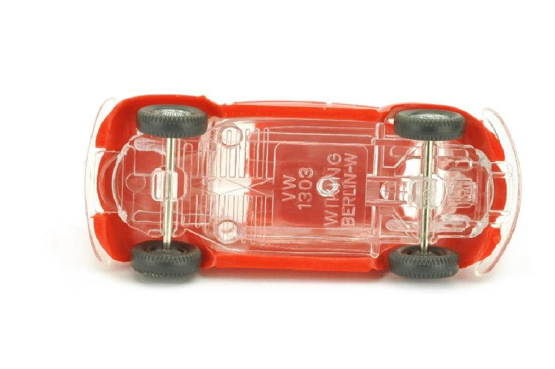 VW Kaefer (Typ 7) Ladegut, orangerot/transparent - 3