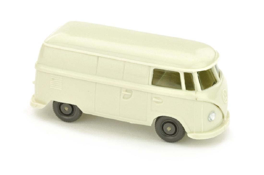 "VW T1 Kasten (alt), ""glasiges"" perlweiss"