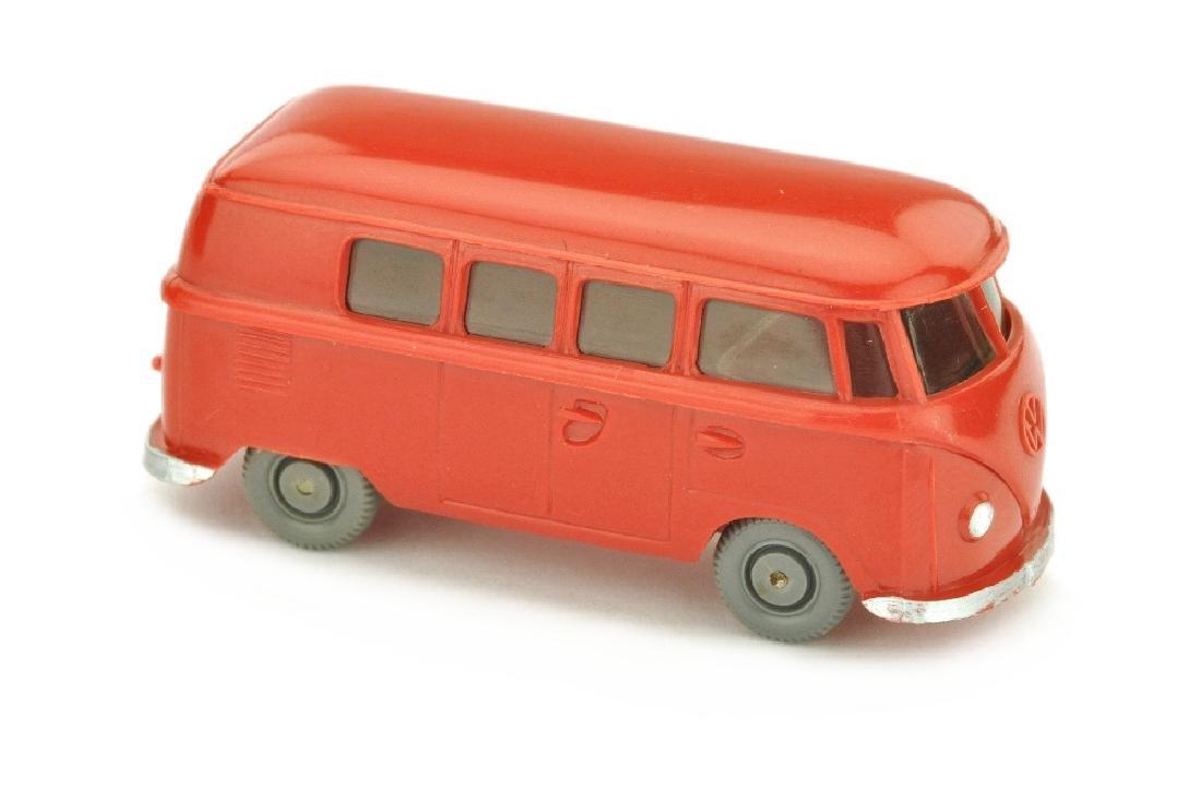 VW T1 Bus (alt), rot