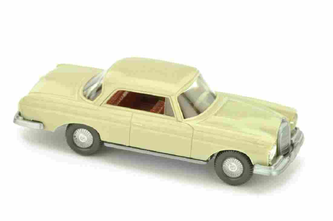 MB 250 SE Coupe, hellgelbgrau (Version /2)