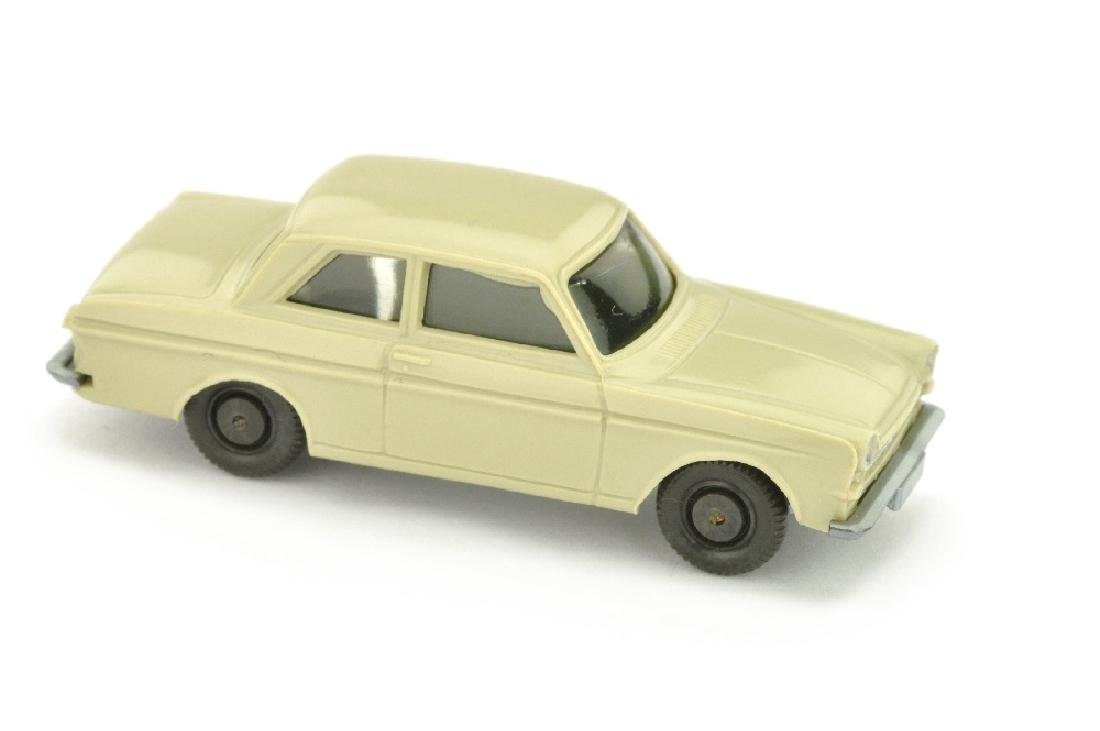 Ford 12 M (1962), hellgelbgrau