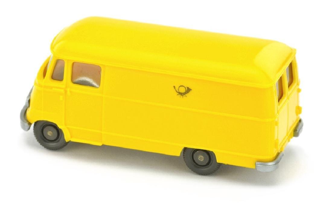 Postwagen MB L 319 (Druck 3,5 mm) - 2