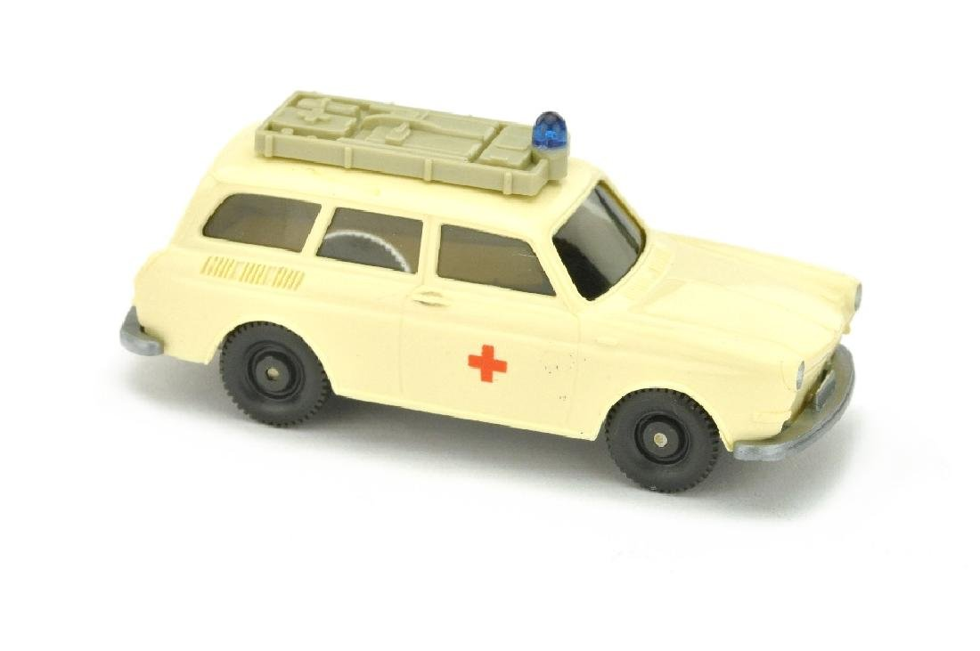 VW Variant Rotkreuz, creme