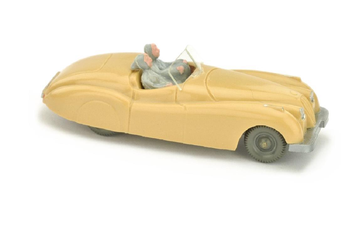 Jaguar XK (Typ 1), beige