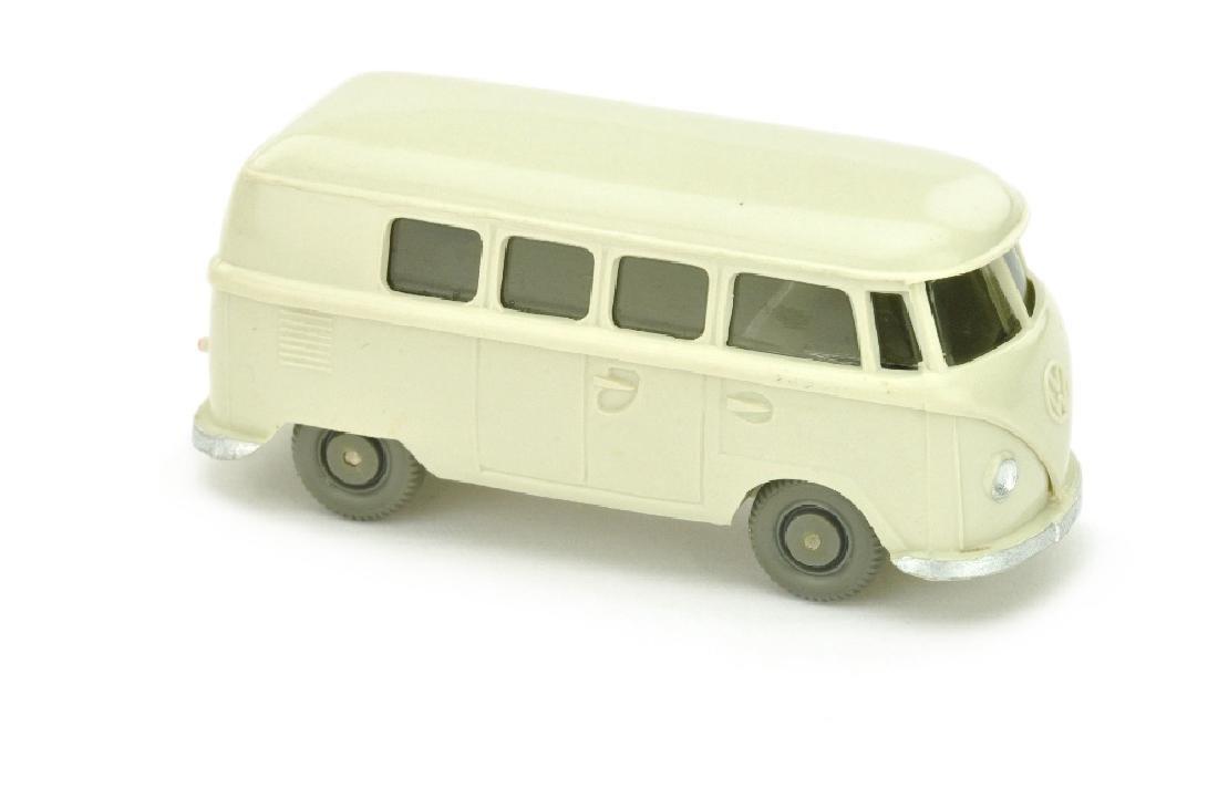 VW T1 Bus (alt), perlweiss
