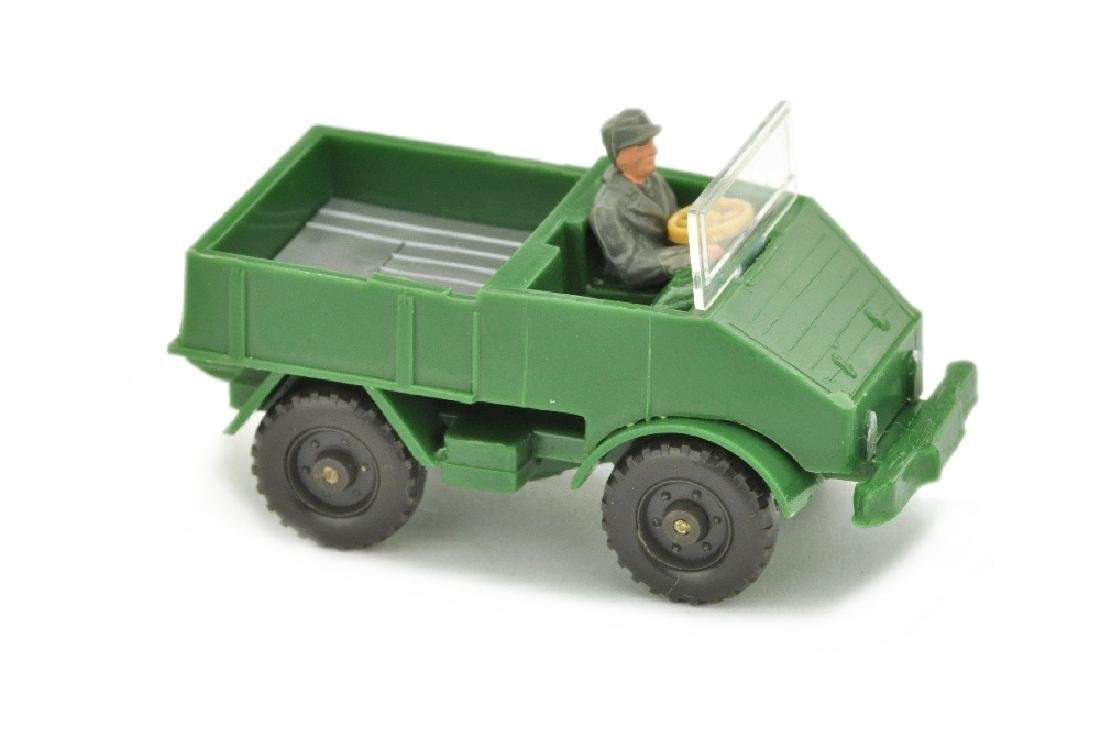 Unimog offen (Typ 3), diamantgruen (Version /3)