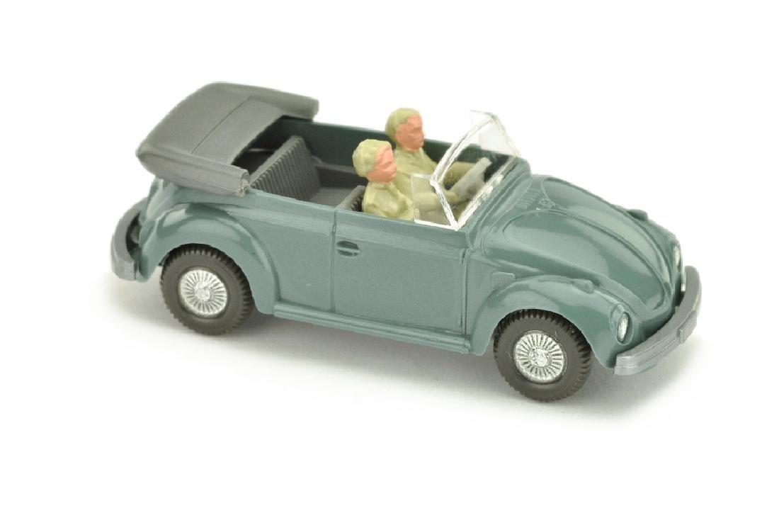 VW Kaefer Cabrio (Typ 3), blaugrau