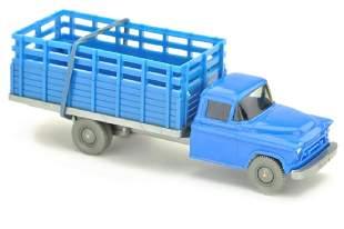Chevrolet hoher Aufbau, himmelblau