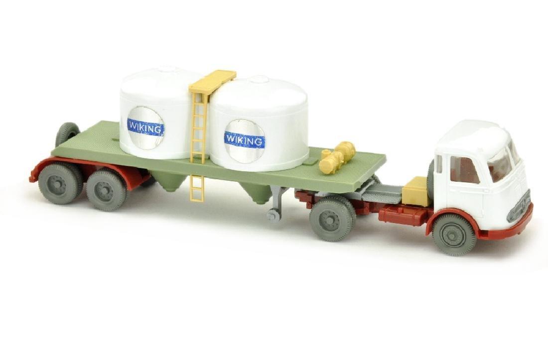Chemikalien-Tankzug Pullman Wiking