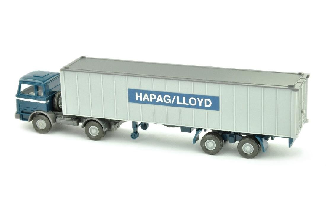 Container-LKW MB 1620 Hapag-Lloyd (breit) - 2