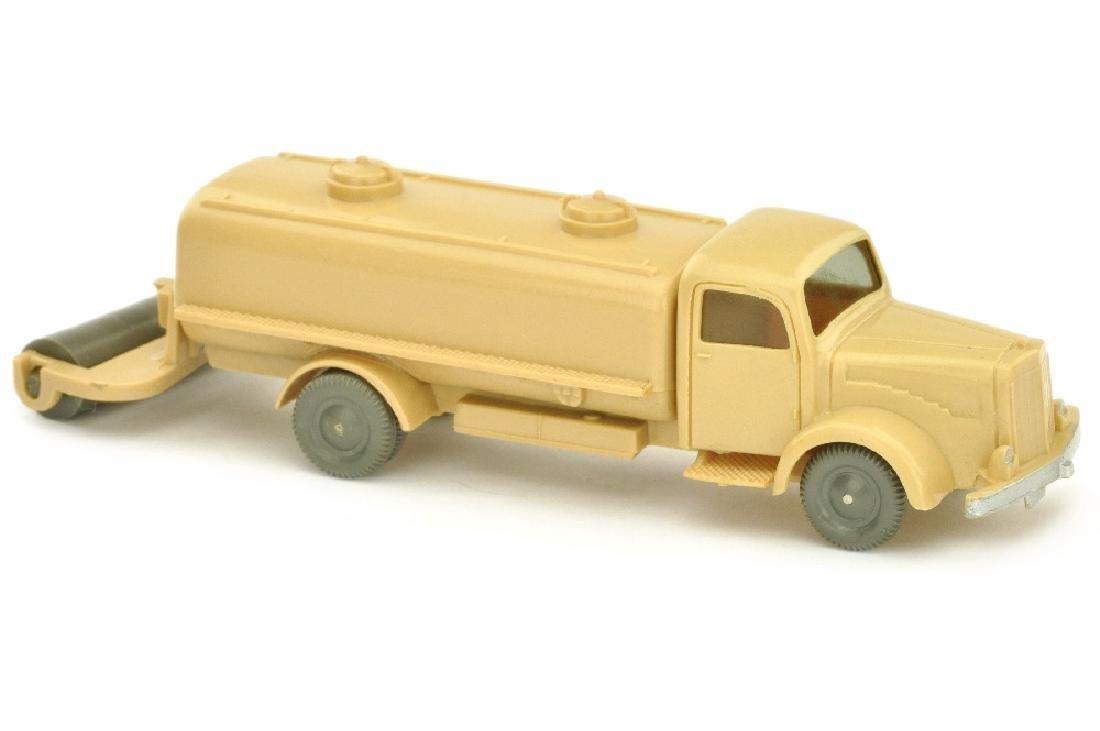Sprengwagen MB 5000, beige