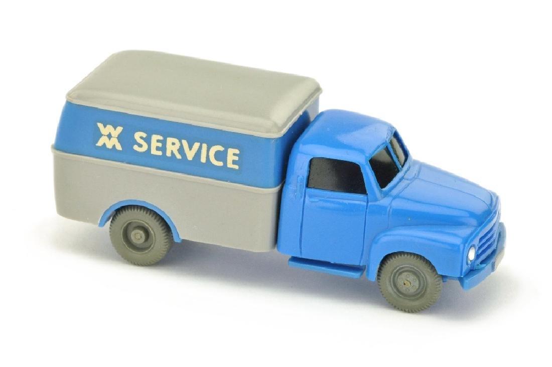 Opel Langhauber WM Service