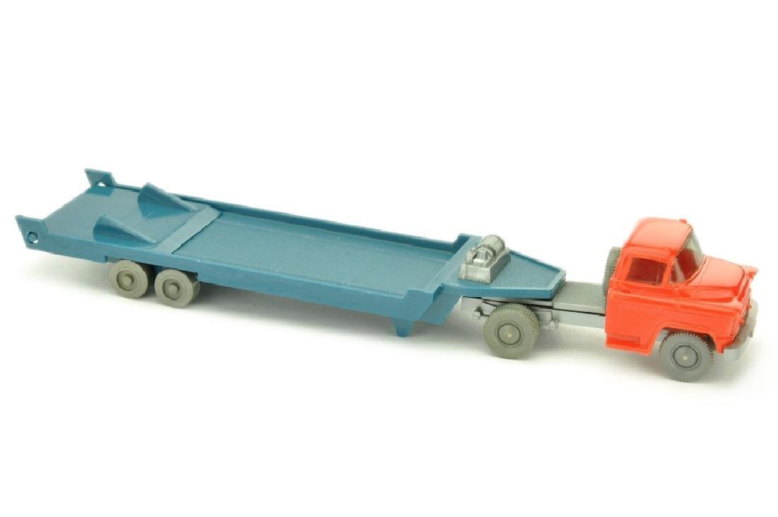 Tieflader (neu) Chevrolet, orangerot