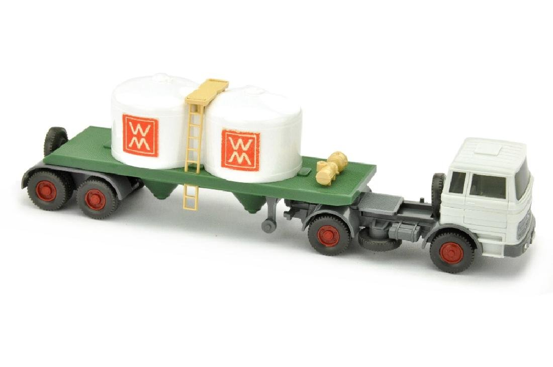 Chemikalien-Tankzug MB 1620