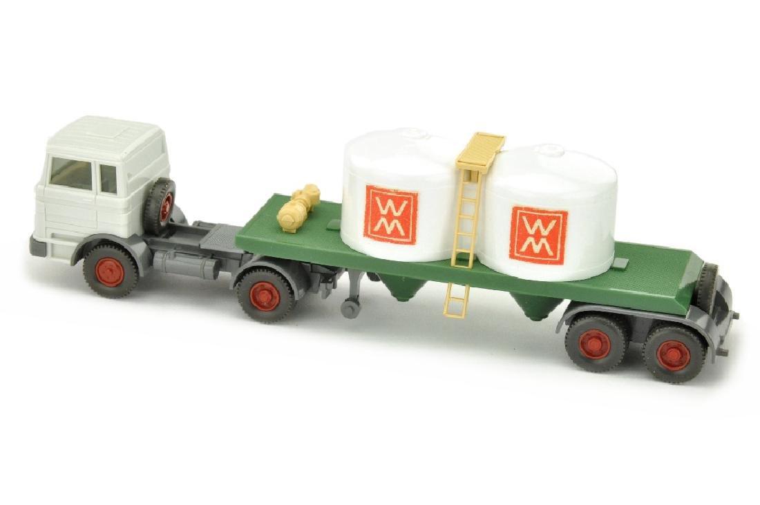 Chemikalien-Tankzug MB 1620 - 2