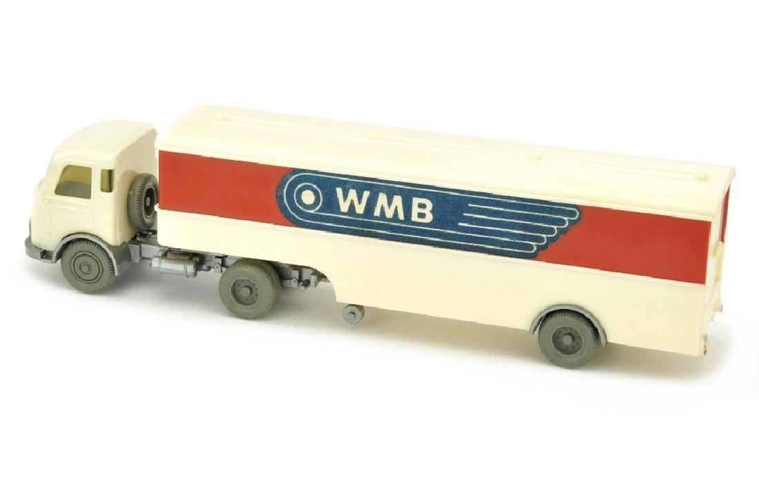 Koffer-Sattelzug Pullman WMB - 2
