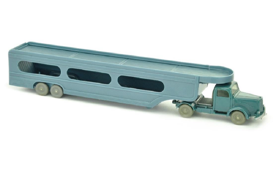 PKW-Transporter MB 5000, dunkelgraublau