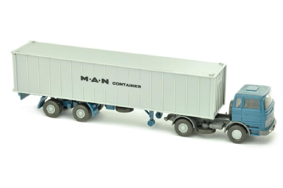 Container-LKW MB 1620 MAN Container