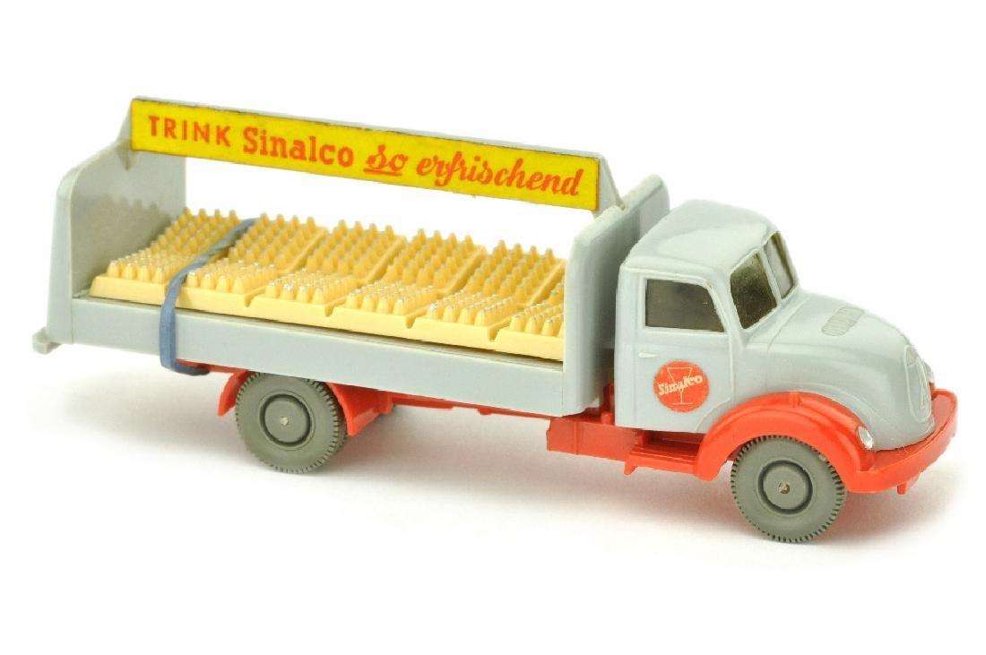 Sinalco-Getraenkewagen Magirus Sirius