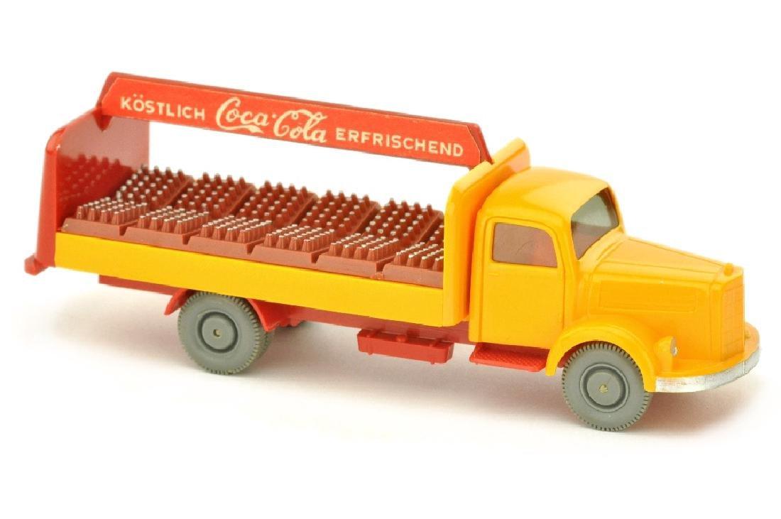Coca-Cola Getraenkewagen MB 3500