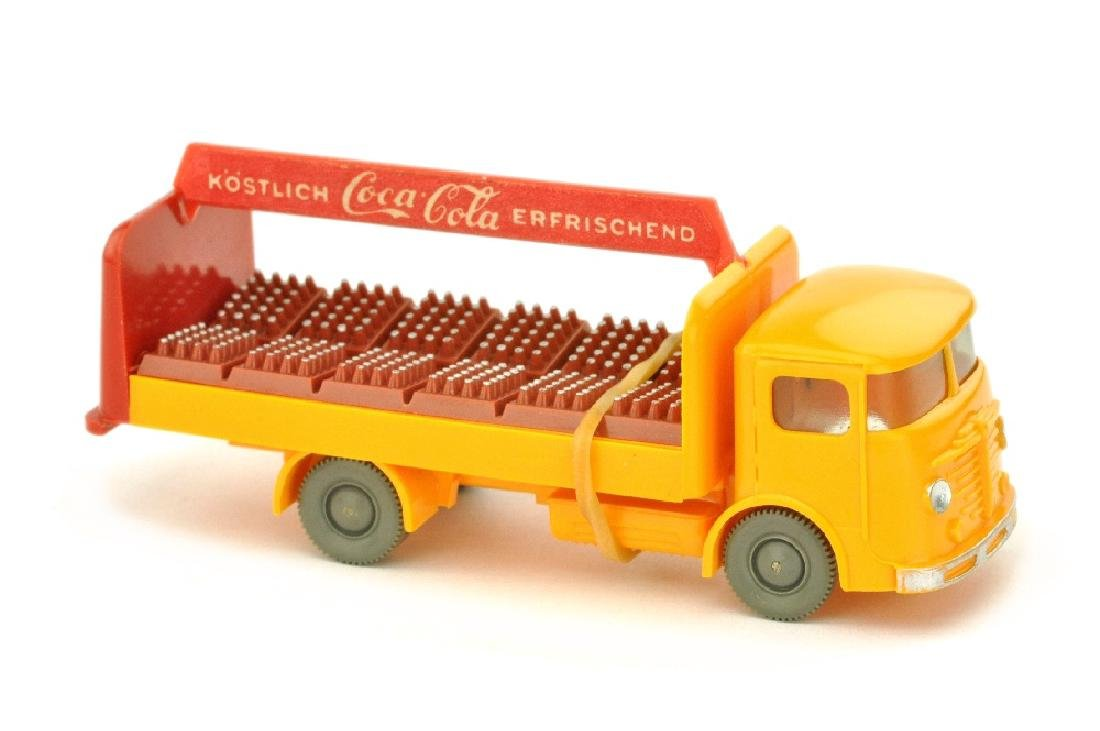 Coca-Cola Getraenkwagen Buessing