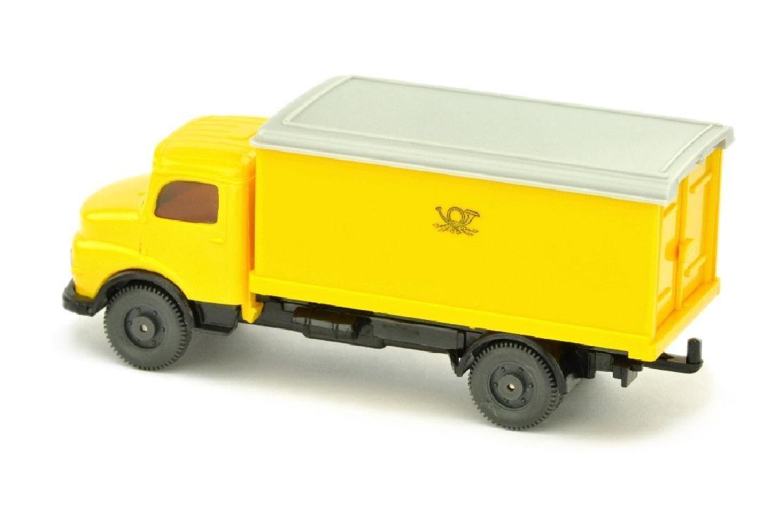 Postwagen MB 1413 (mit Luefter, Version /4) - 2