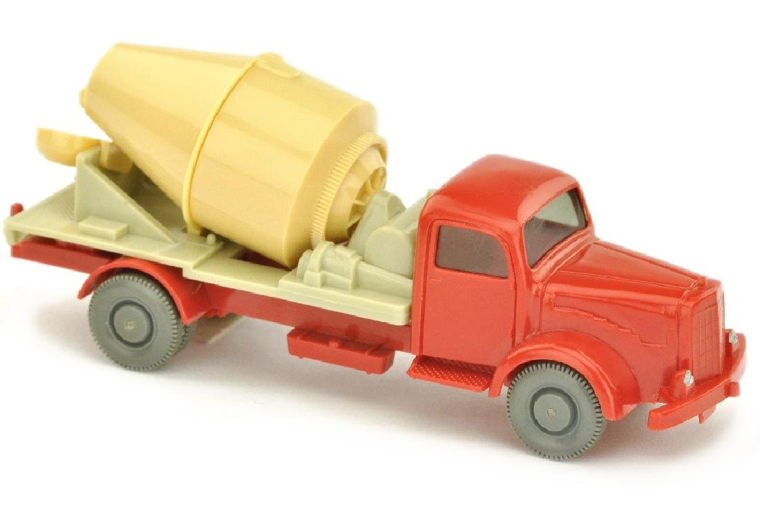 Betontransporter MB 5000