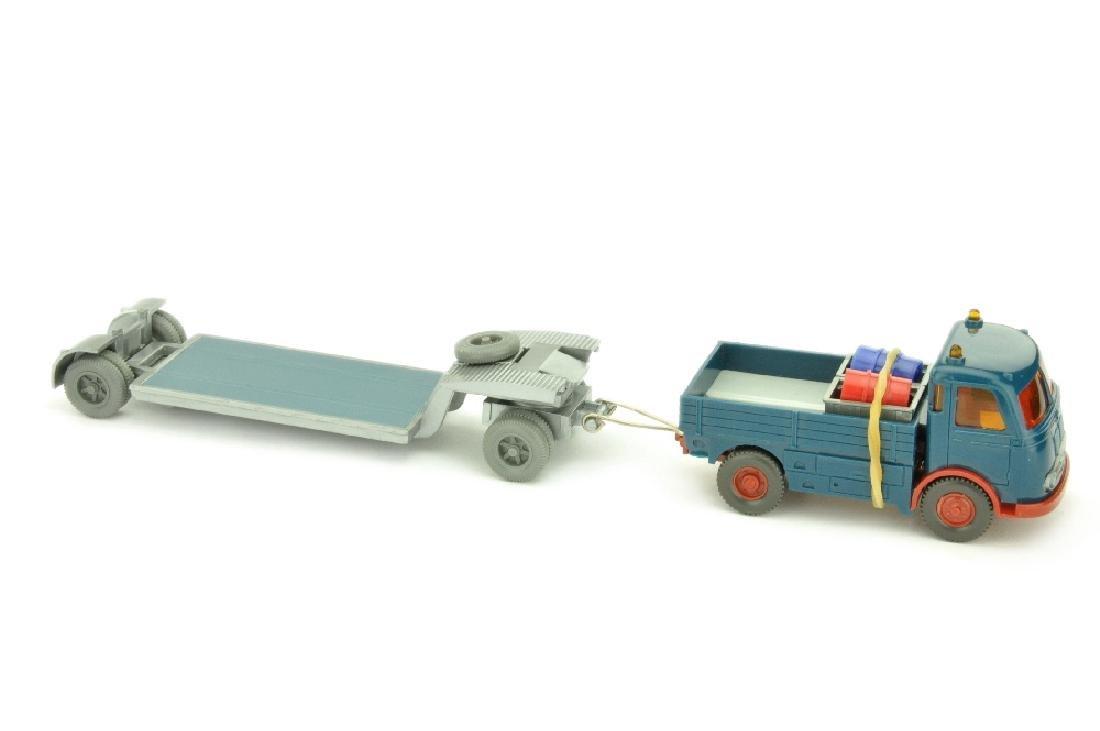 Strassenroller Pullman (zwei Gelblichter)