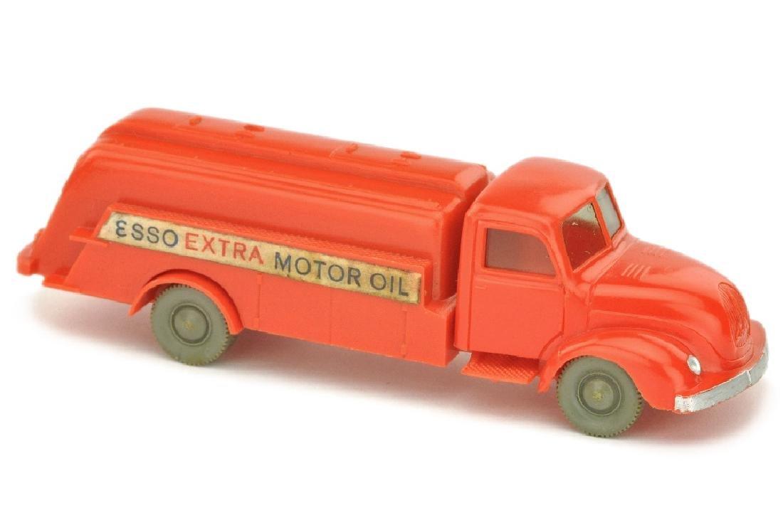 Esso-Tankwagen Magirus, orangerot