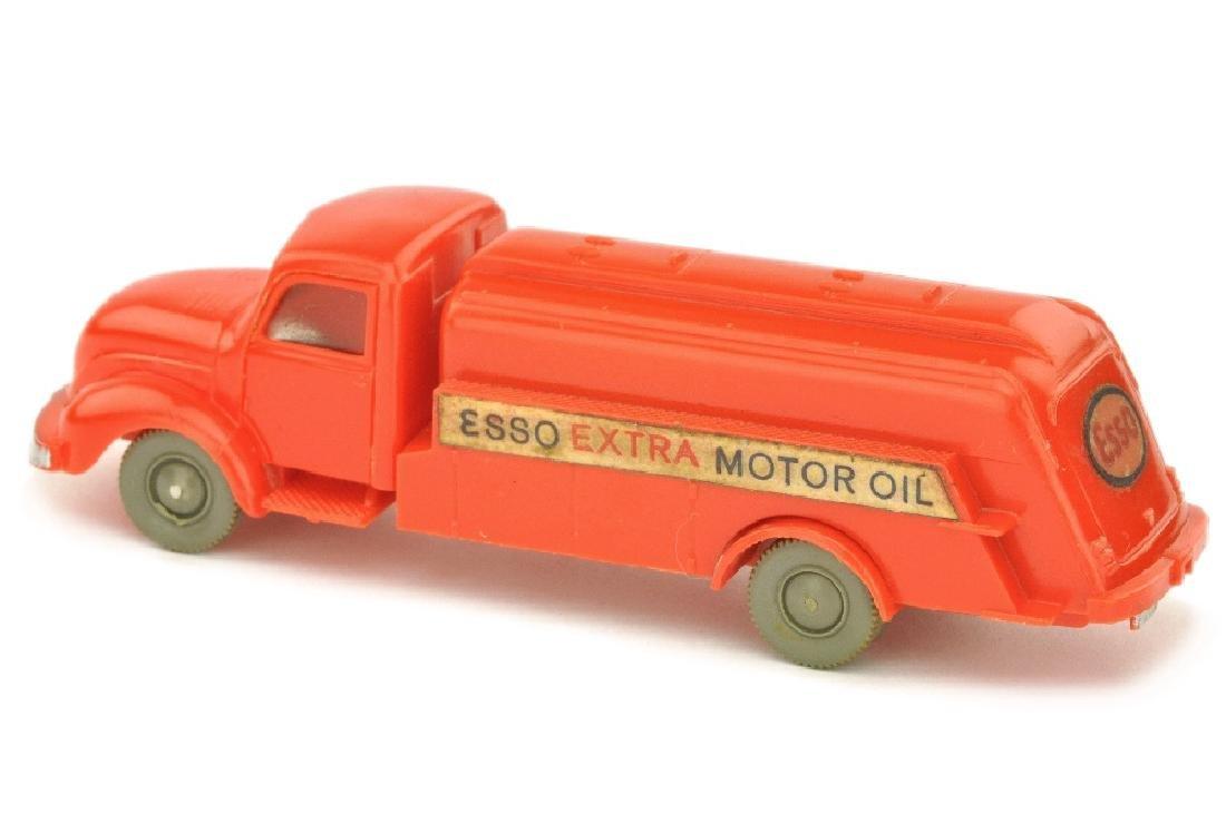Esso-Tankwagen Magirus, orangerot - 2