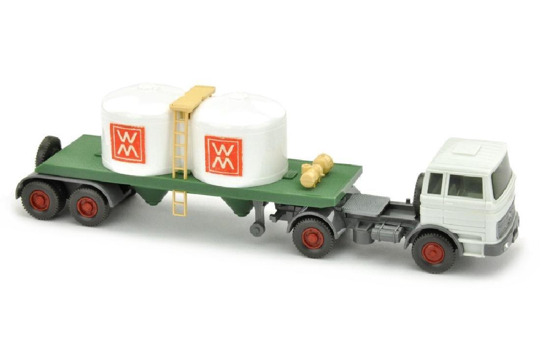 Chemikalien-Tankzug MB 1620 WM
