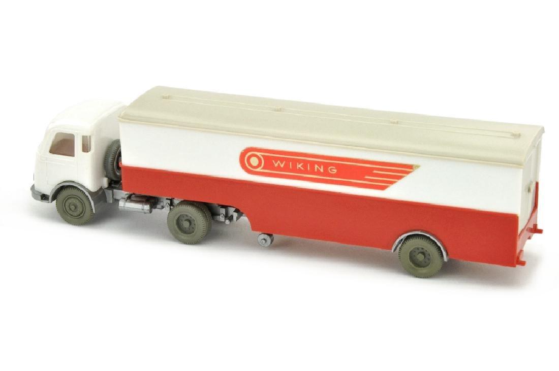 Koffer-Sattelzug Pullman Wiking - 2