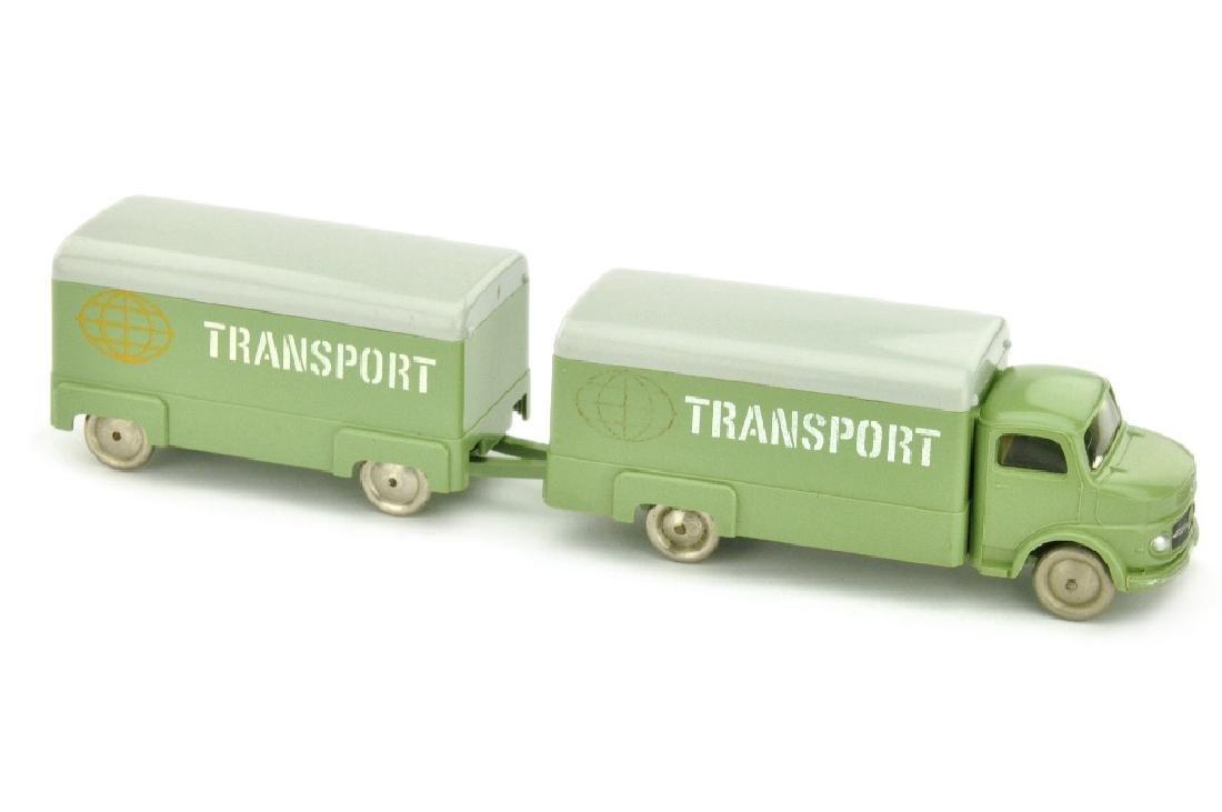 Lego - Koffer-Lastzug MB 1413, lindgruen