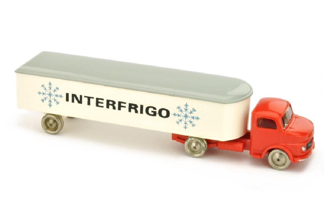 Lego - 3-Achs-Sattelzug Interfrigo, weiss