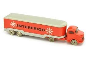 Lego - 4-Achs-Sattelzug Interfrigo, rot