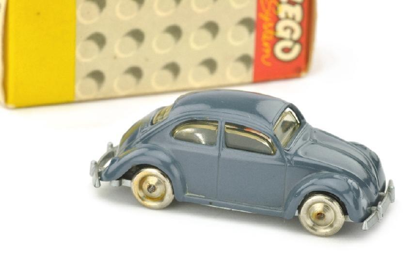 Lego - VW Kaefer (kurz), d'graublau lack (im Ork)