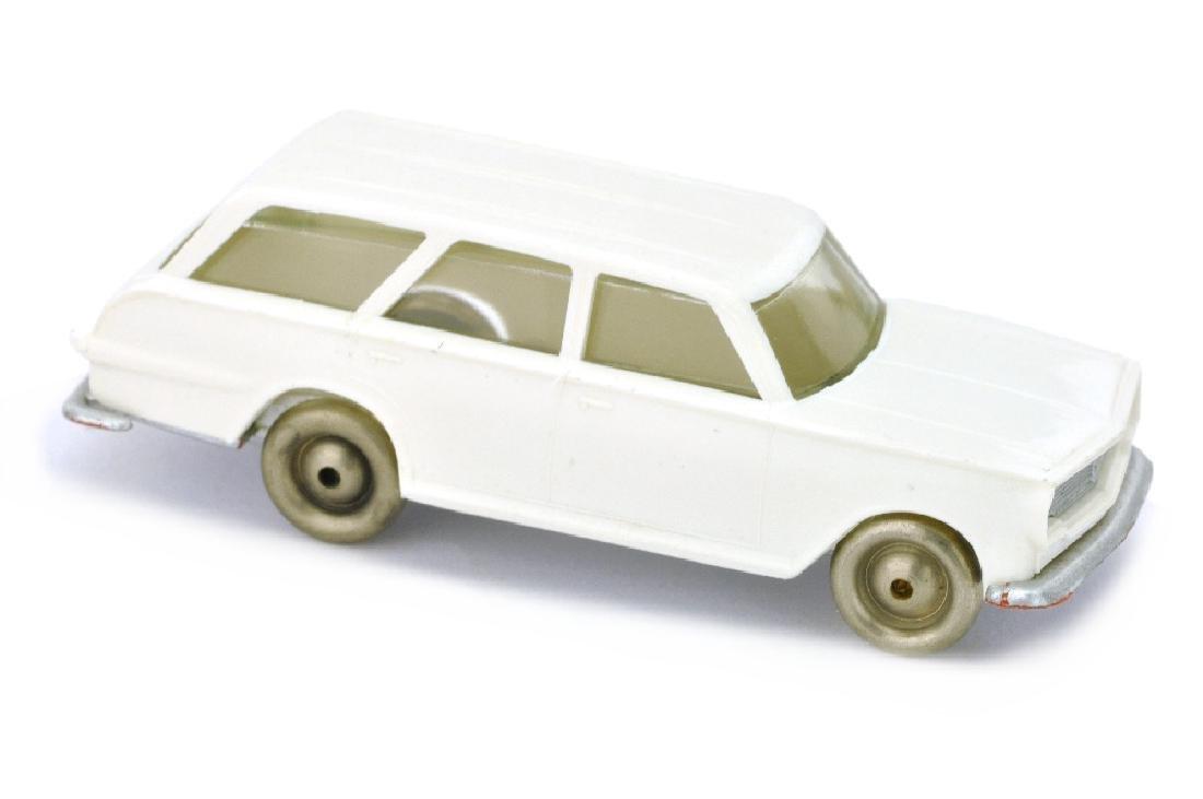 Lego - Vauxhall Estate Car, weiss (2.Wahl)