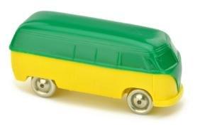Lego - VW Kasten (unverglast), gruen/gelb