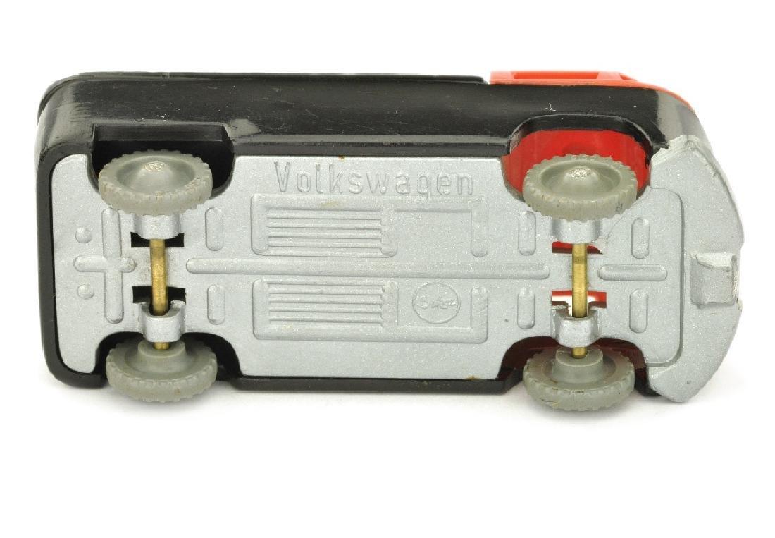 SIKU - (V 15) VW Pritsche, orangerot/schwarz - 2