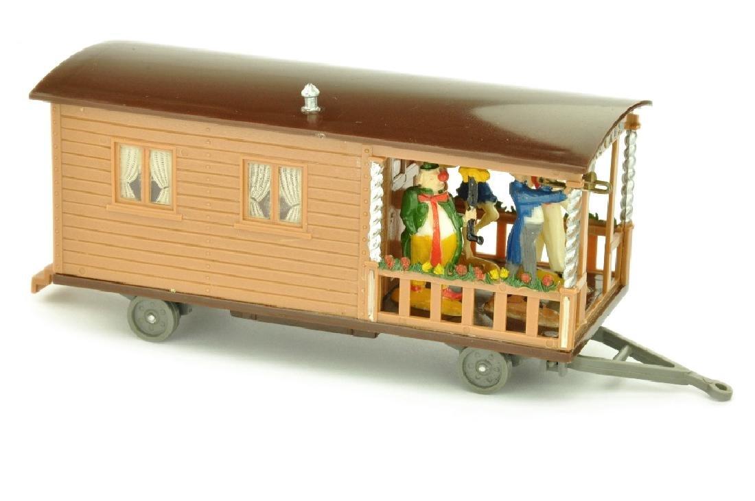 SIKU - (V 68) Zirkus-Wagen