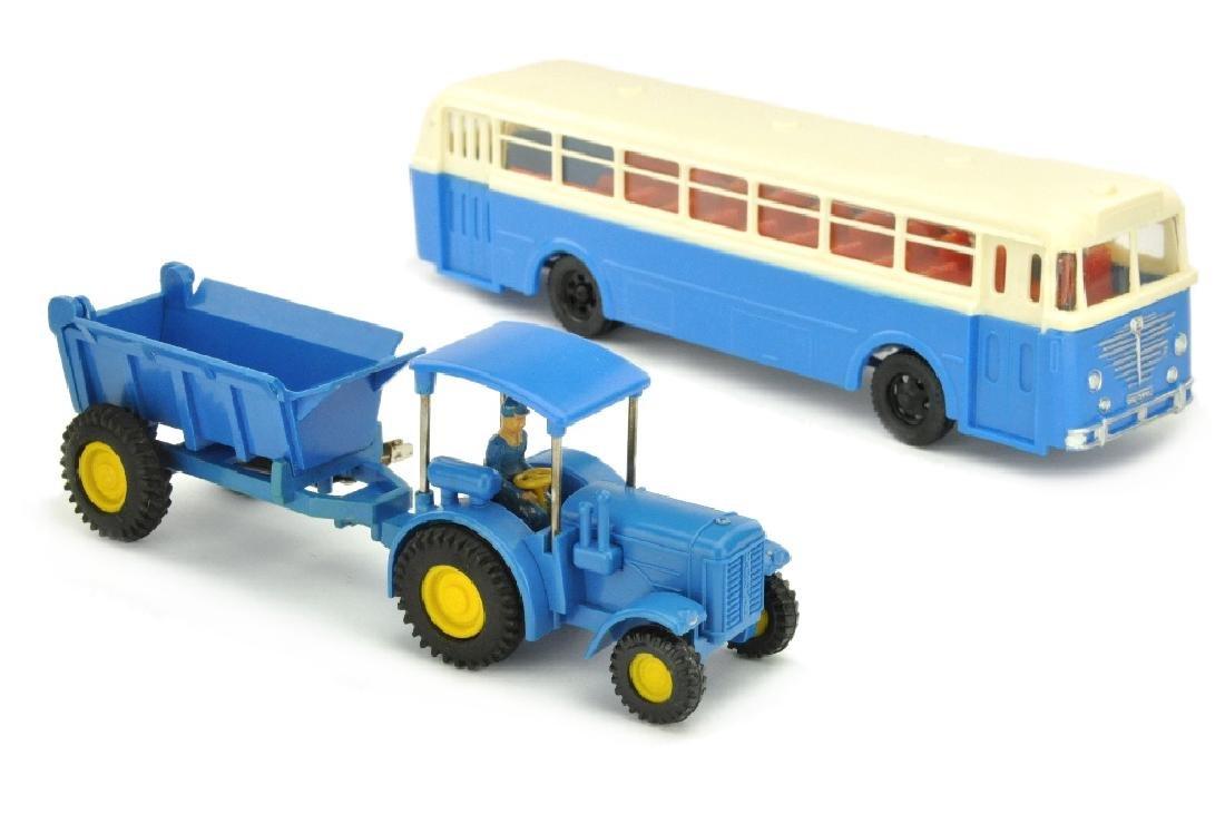 SIKU - Konvolut 2 Modelle (2.Wahl)