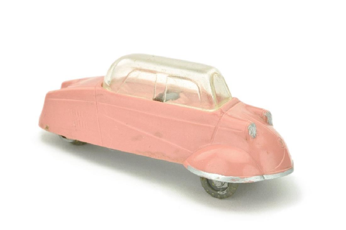 SIKU - (V 30) Messerschmitt Kabinenroller, rosa