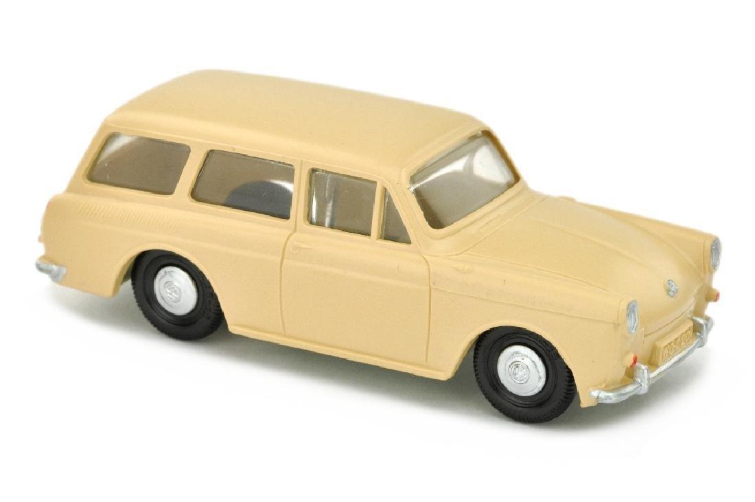 SIKU - (V 187) VW Kombi 1500, beige