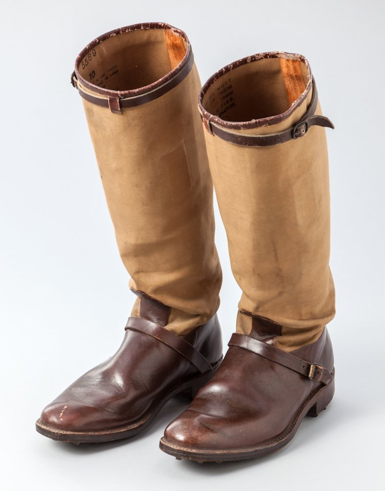 6: Pair of English ''Country Gentlemen'' Hobnail Boots