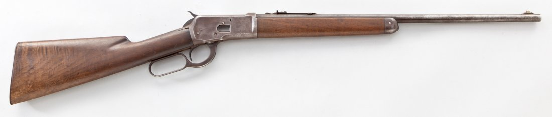 272: Winchester Model 53 Lever Action Rifle
